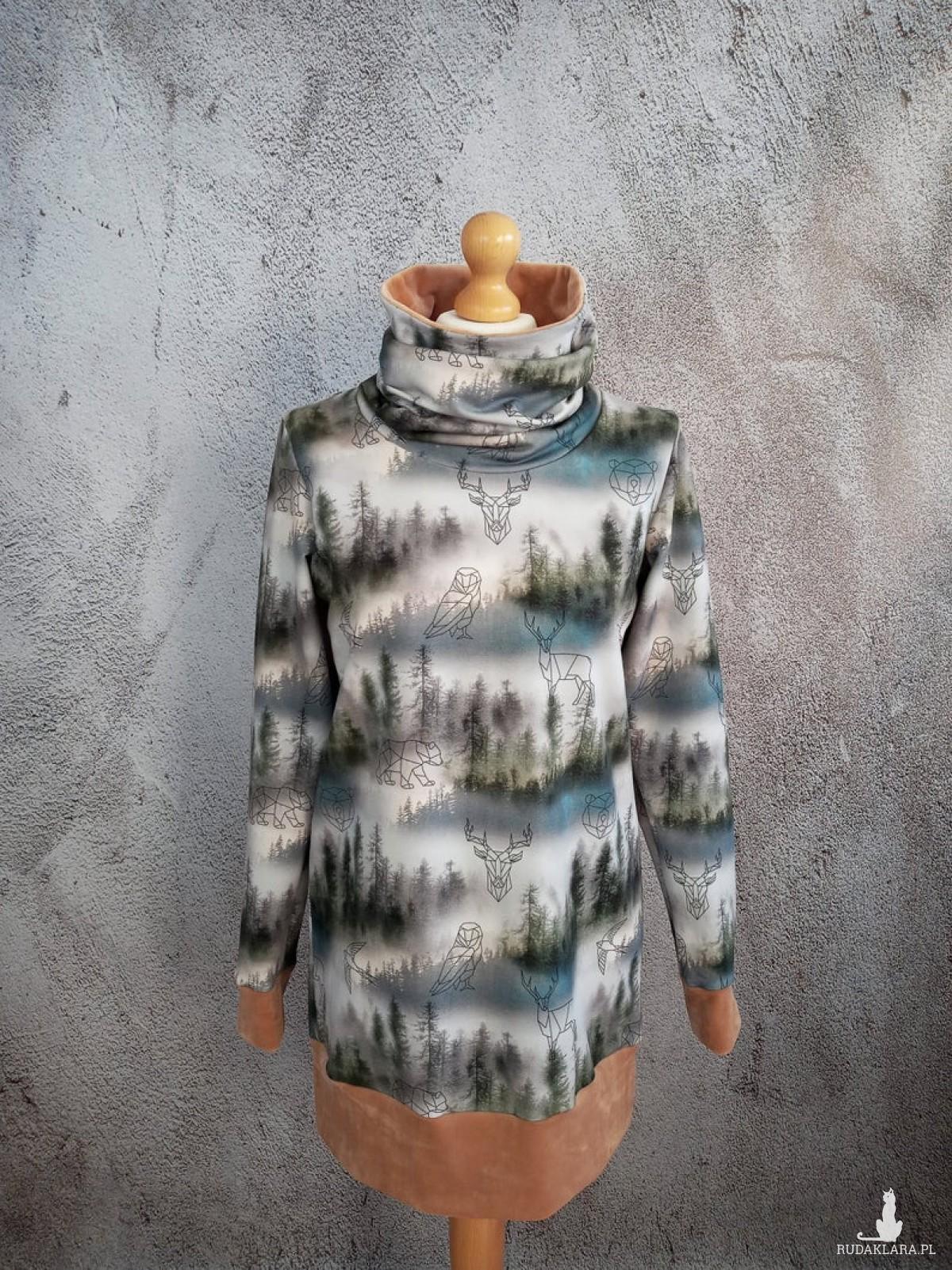 Sukienka/tunika S/M