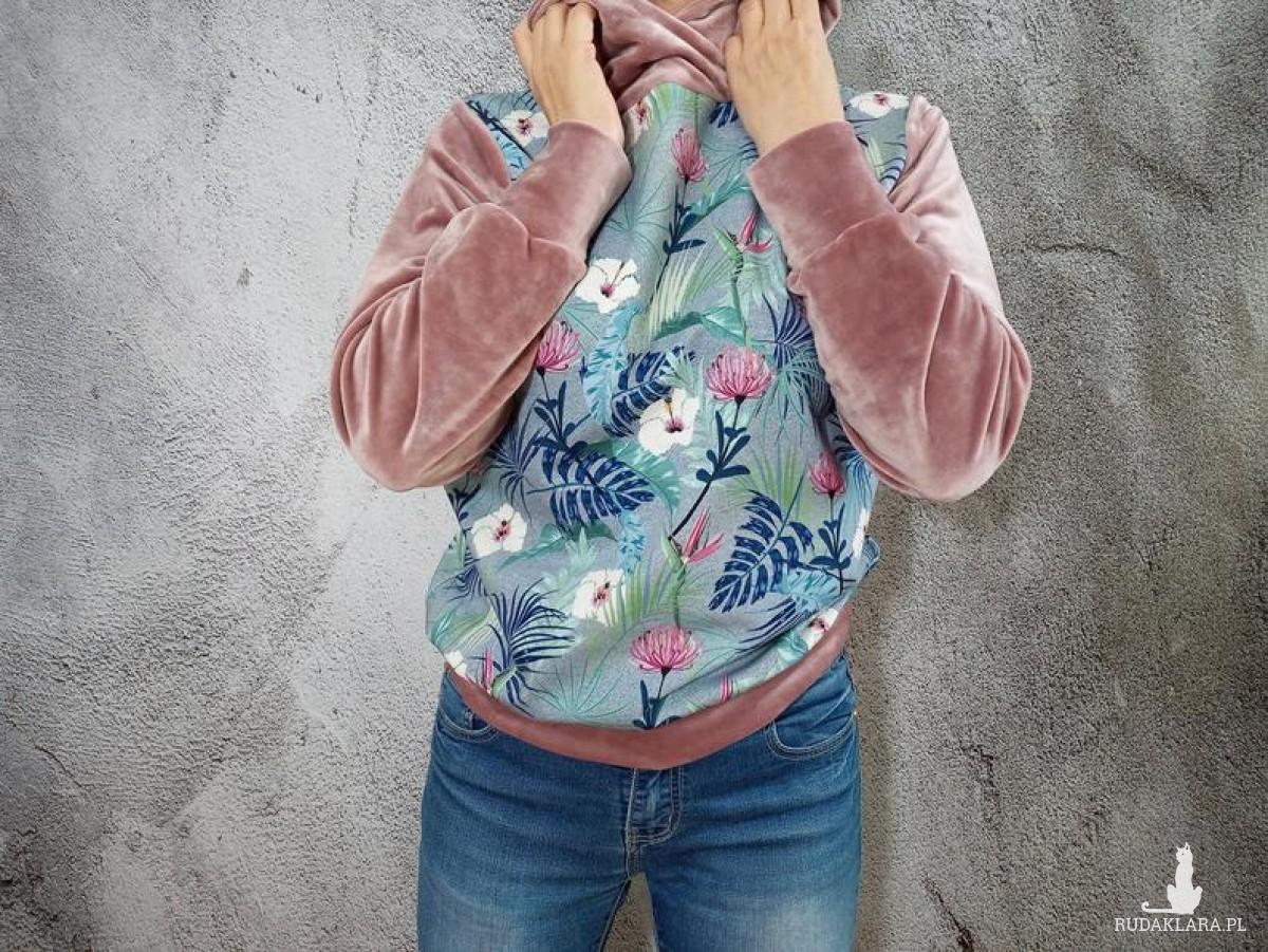 Bawełniana bluza S/M