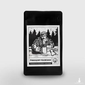 Kawa Porządny Kawiarz 2.0 80/20 250g ziarnista
