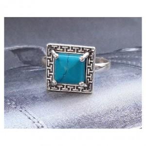 114 pierścionek vintage, srebrny pierścionek,