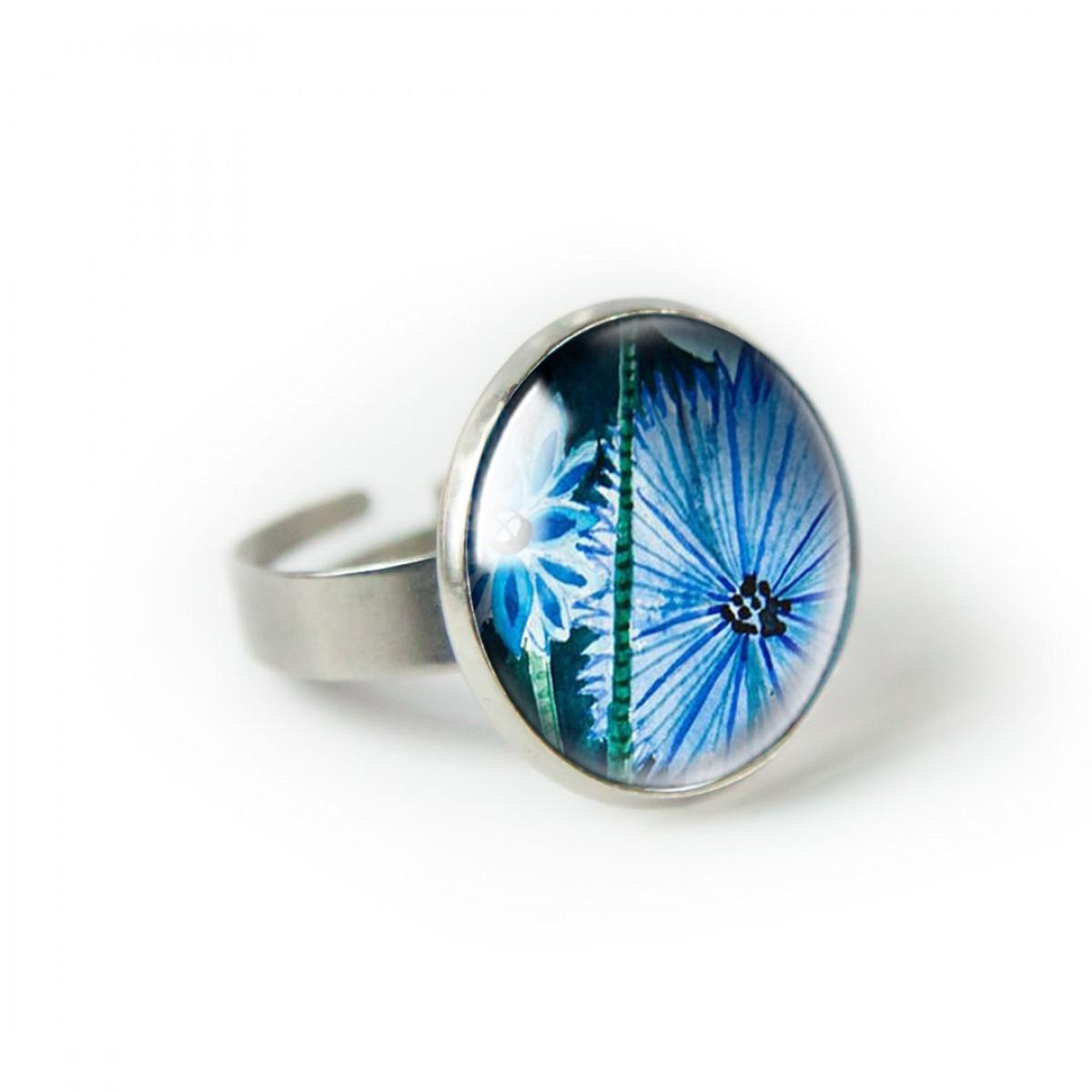 Chabry pierścionek