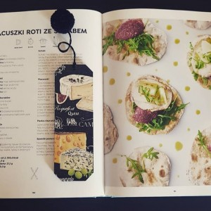 Zakładka do książki Kuchnia