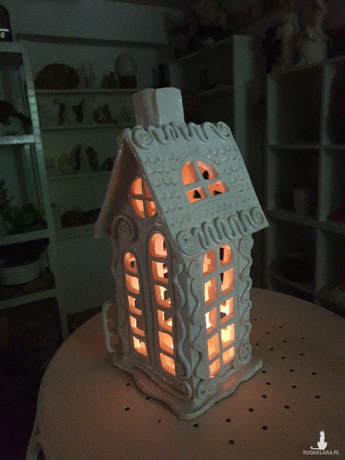 Domek lampion