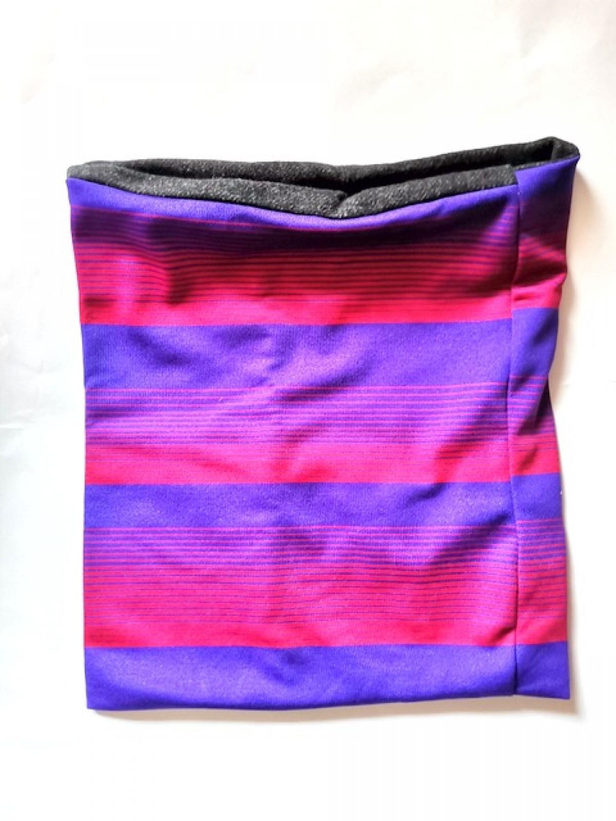 komin  boho handmade kolorowy ciepły
