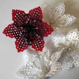 Spinka / Kwiat we włosy