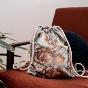 Laurowy plecak worek Ptasi Dwór