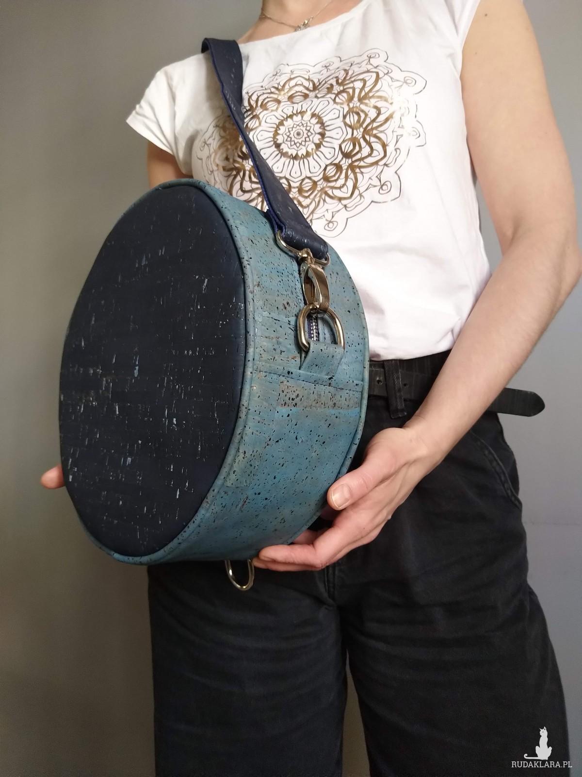 Plecak, torba Sobreiro srebro