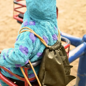 Plecak dziecięcy dinozaur