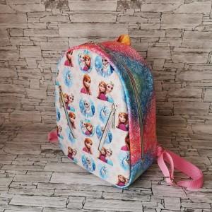 Plecak dziecięcy handmade frozen