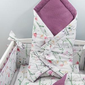 Zestaw niemowlęcy do łóżeczka, wyprawka niemowlęca