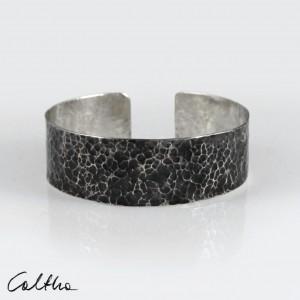 Skała - metalowa bransoletka szeroka 210605-06