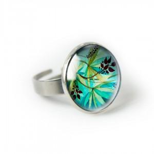 Jungle pierścionek
