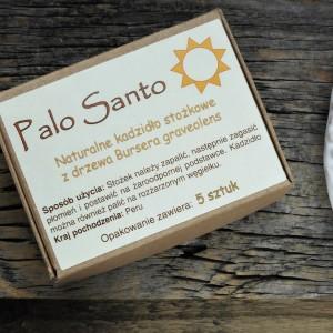 Kadzidło stożkowe Palo Santo