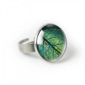 Nature pierścionek