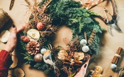 Jak zrobić ręcznie robione ozdoby bożonarodzeniowe i choinkowe?