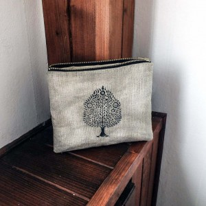 Mała kosmetyczka drzewko Bodhi