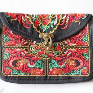 torba haftowana bohemian etno