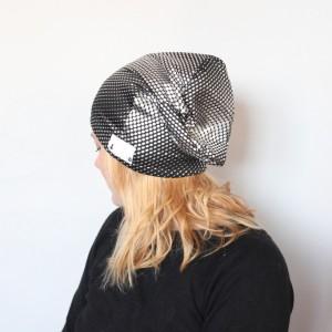 czapka handmade inteligencie, grzyba masz na pięcie! A1