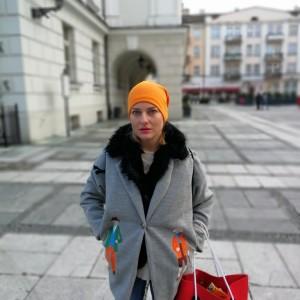 czapka dzianinowa damska męska unisex