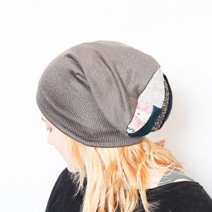 czapka wykonana ręcznie damska męska unisex