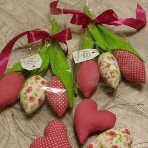 Bukiet tulipanów + serduszko