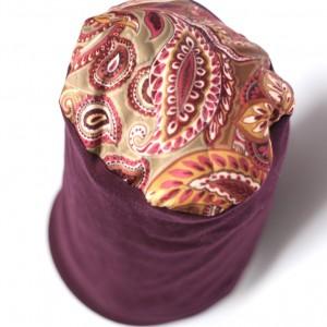 czapka damska zielona ropucha w alkomat dmucha 01