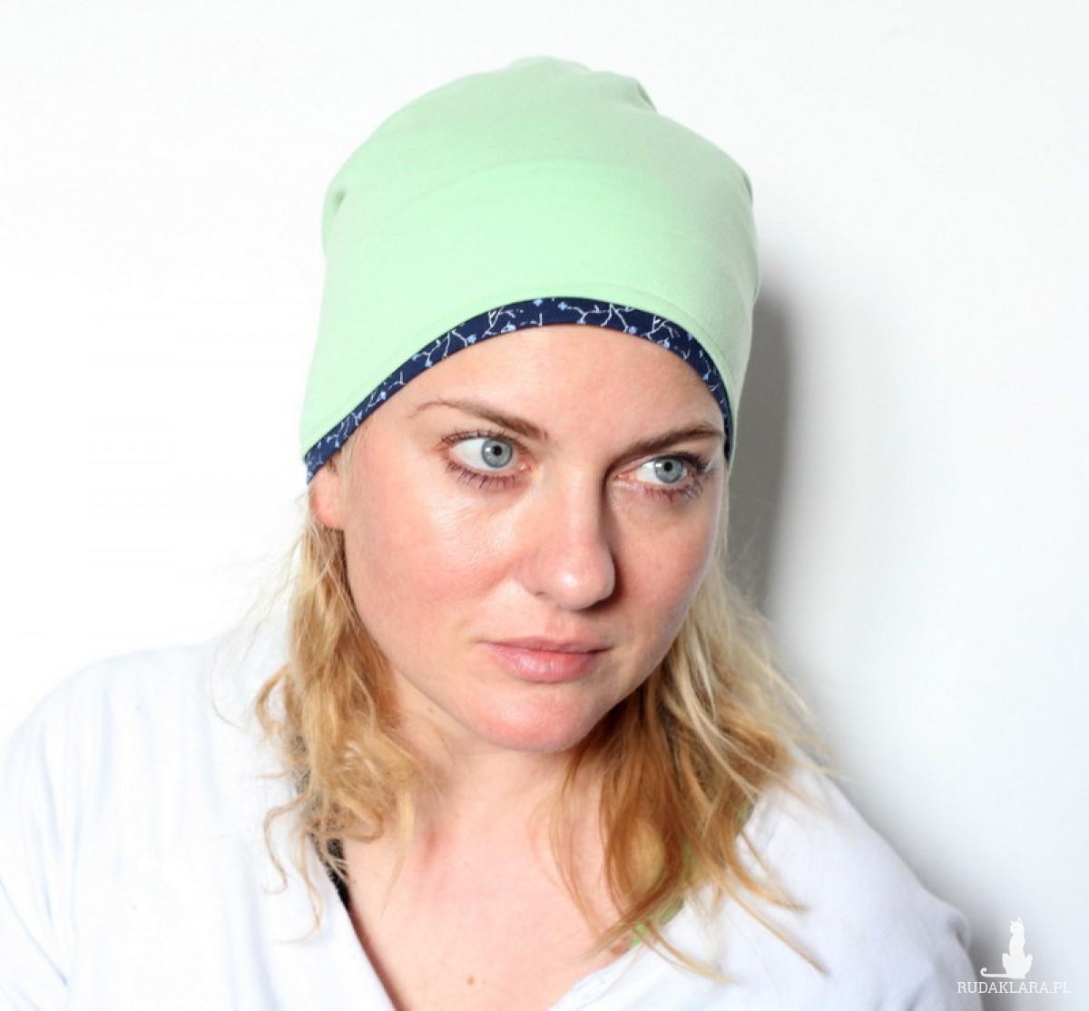 czapka damska dresowa nie pierwszy raz zrobił sie kwas D1