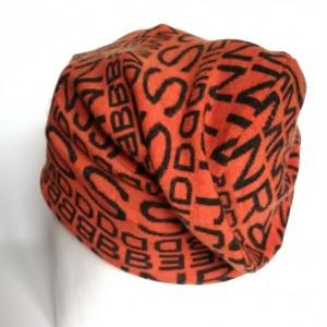 czapka damska męska unisex bawełna dzianina