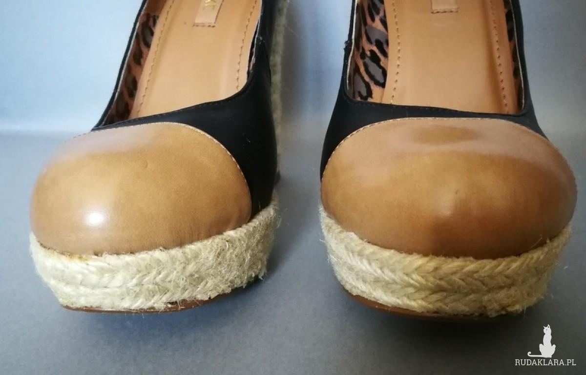 buty damskie koturny espadryle szpilki boho etno