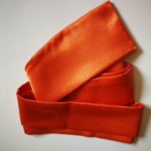 pasek wiązany kopertowa kolor pomarańcz