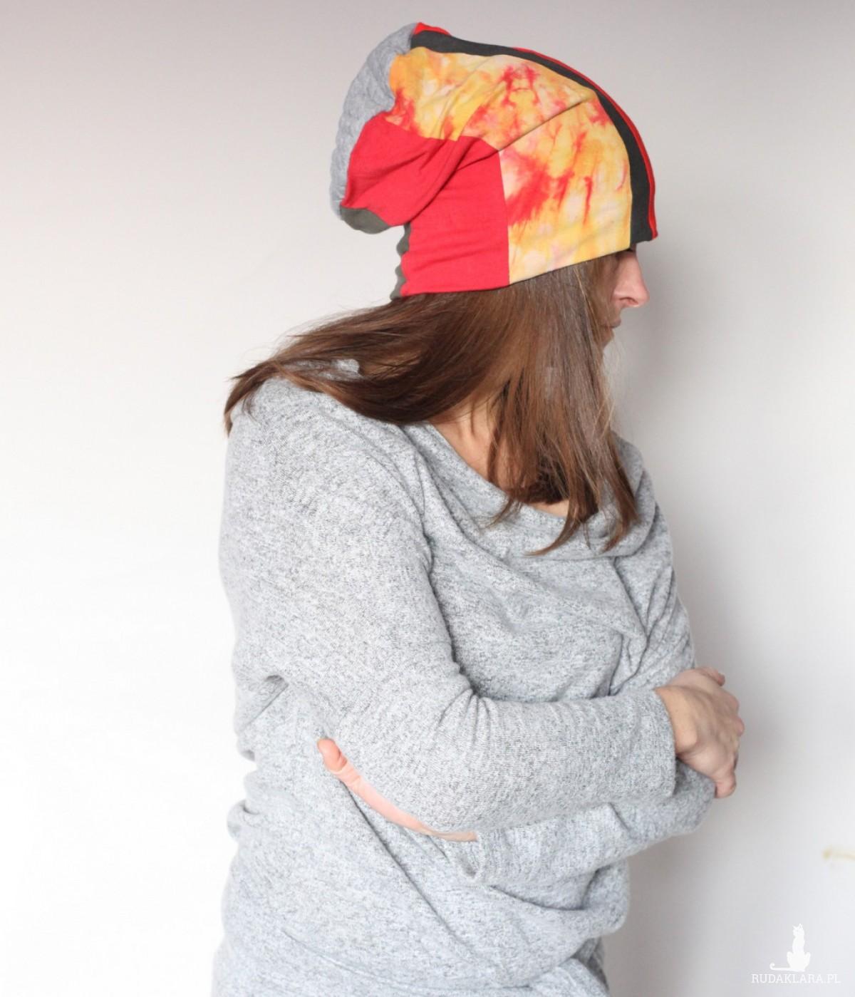 czapka handmade przeszczepie ci organy wandalu zakichany 22