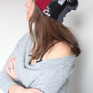 czapka handmade menelowi serce oddałam w rozterce 22