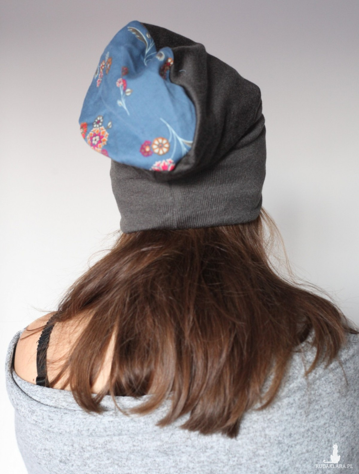 czapka handmade a kij ci w oko wywłoko! F1