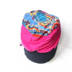 damska czapka dresowa dzianinowa