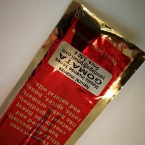 Naturalne ręcznie robione kadzidła proszkowe- zapach gomata