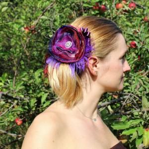 Spinka do włosów Solanum Dulcamara