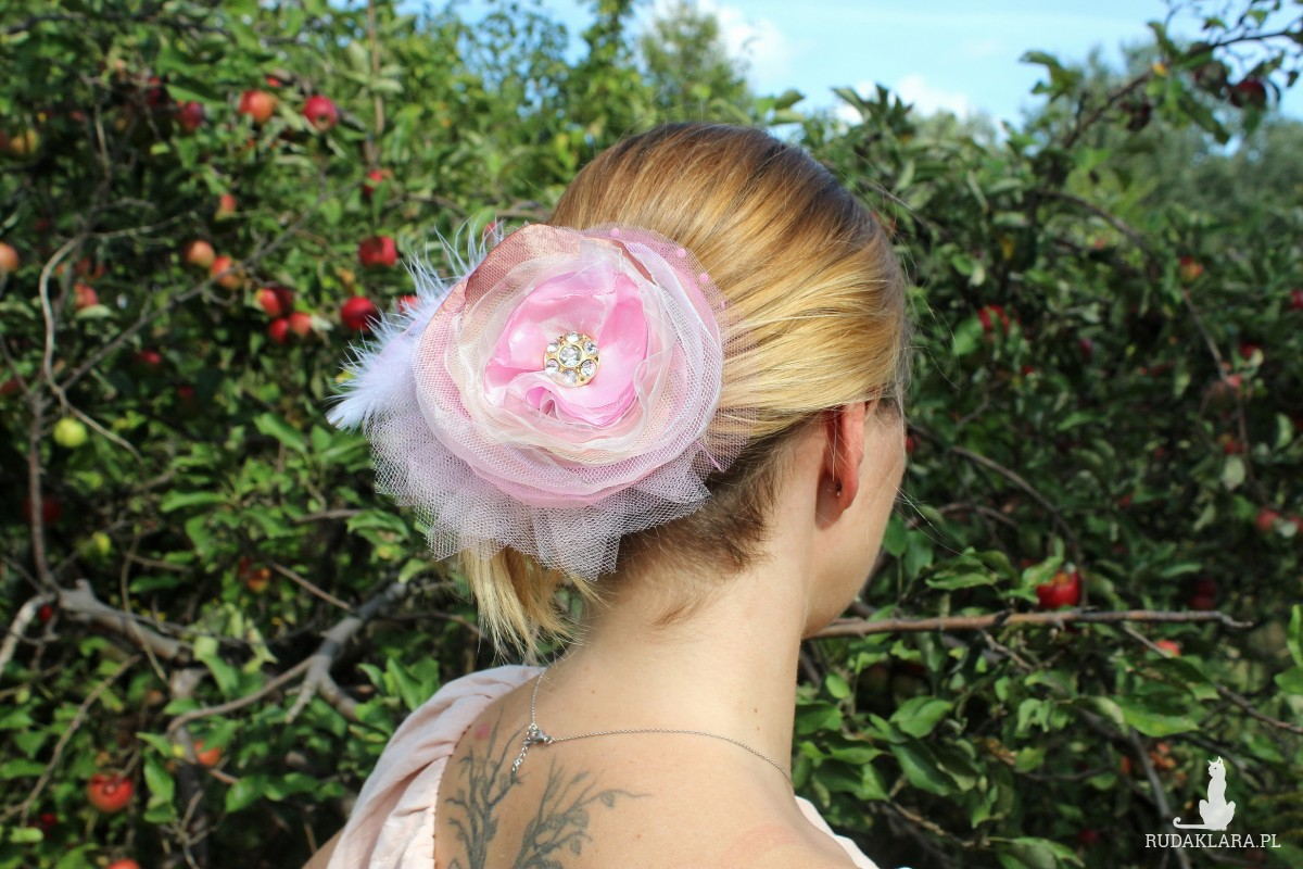 Spinka do włosów Pocałunek Magnolii