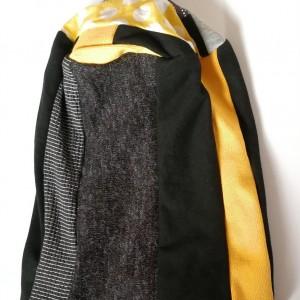 czapka damska etno boho patchwork