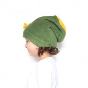 czapka polarowa filcowana dla dziecka