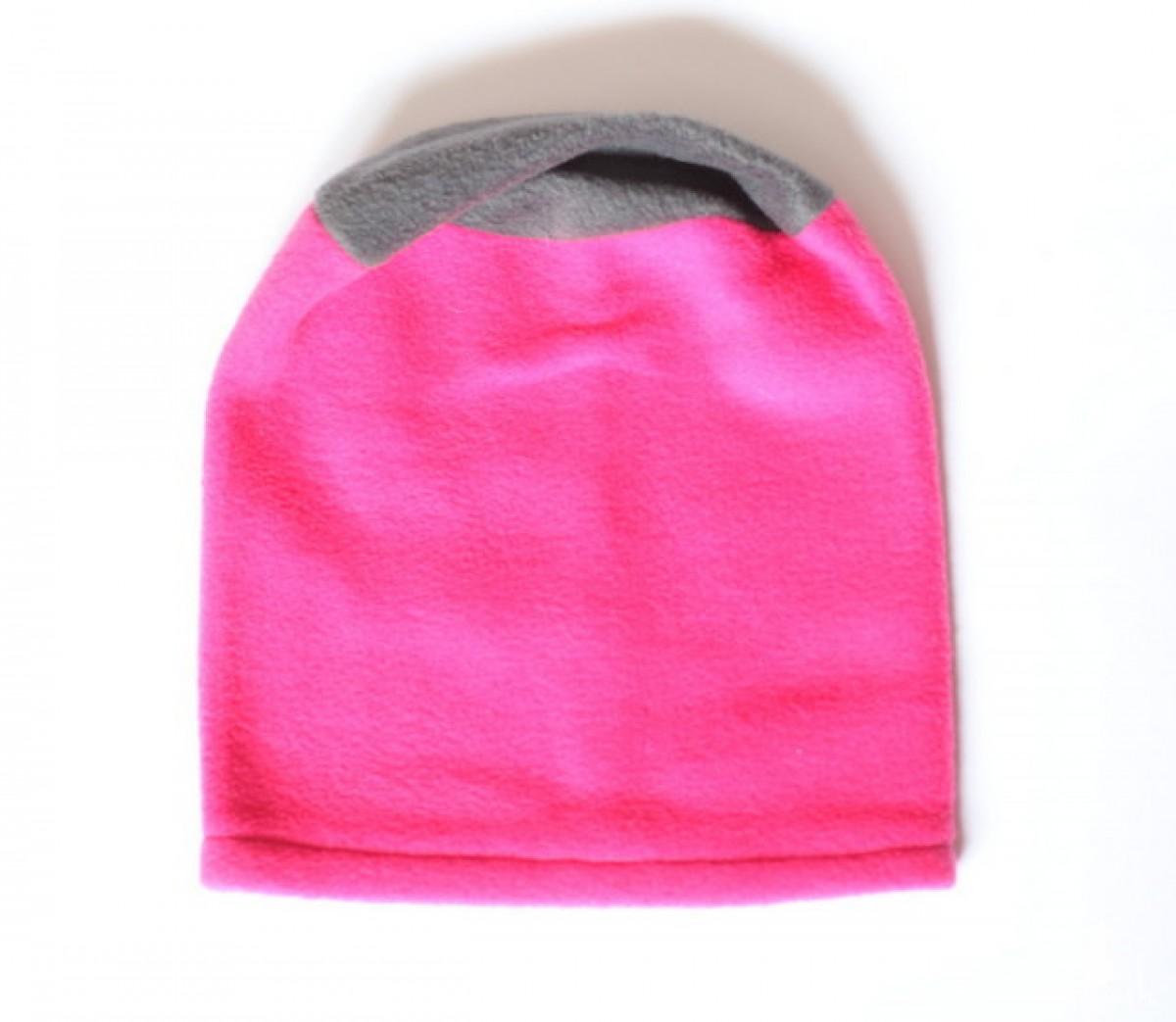 czapka polarowa dziewczęca