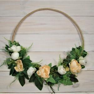 wianek, ring dekoracyjny,koło,ślub