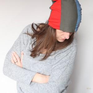czapka handmade zajrze do pani-rzekł ginekolog Hani 11
