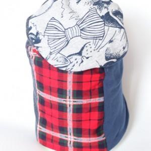czapka handmade arbuz składnikiem diety każdej kobiety
