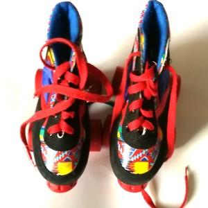 buty rolki dla dziecka charakter retro