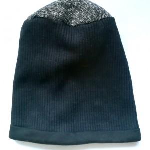 czapka damska męska uniwersalna zimowa ciepła