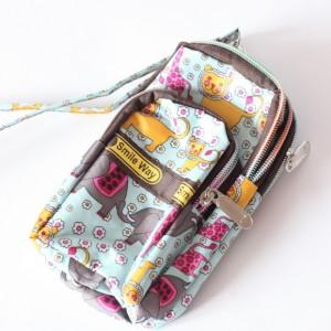 torebka na dokumenty idealna na podróż