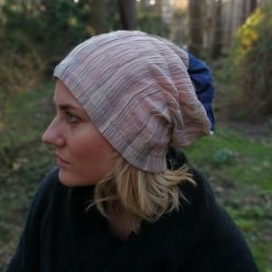 czapka damska wiosenna dobra na codzienne noszenie