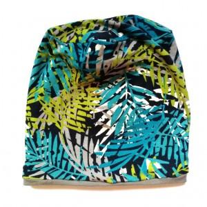 czapka dla dziecka na 2-3 lata wiosenna