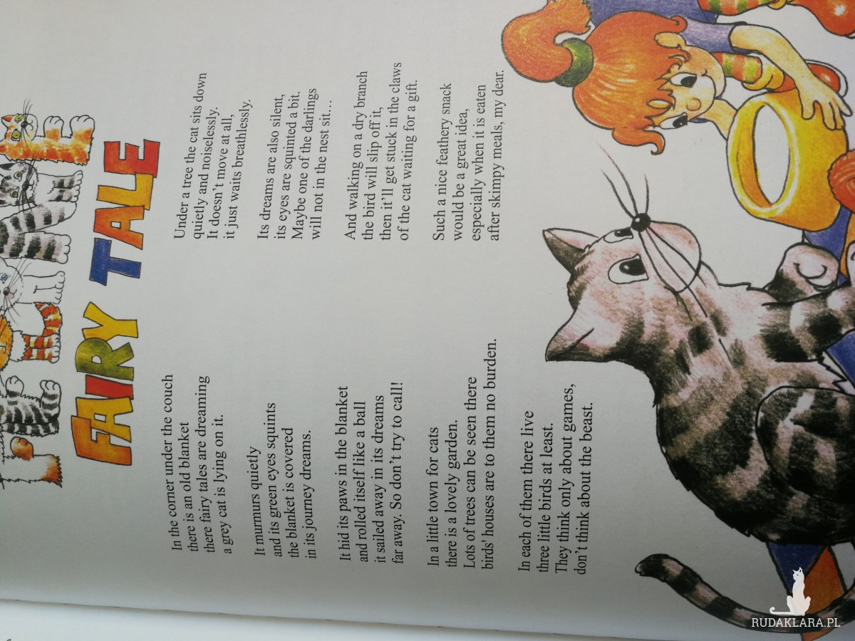 Barbajki książeczka dla dzieci w dwóch językach