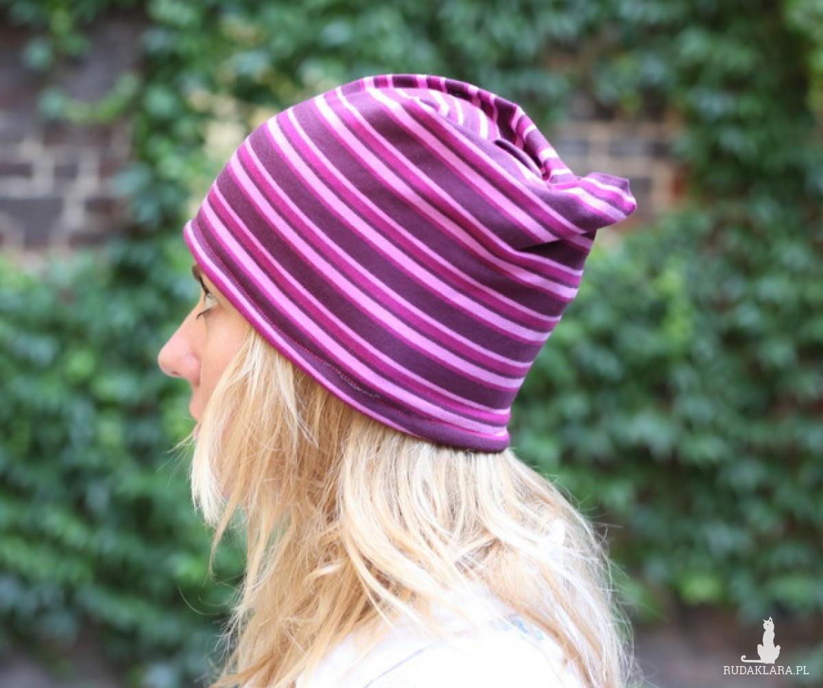 czapka dresowa sportowa unisex